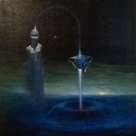 3, an art piece by Edik Hakobyan