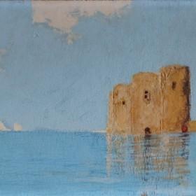Fort, an art piece by Vasiliy Vardanyan