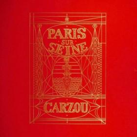 Paris sur Seine, an art piece by Jean Carzou