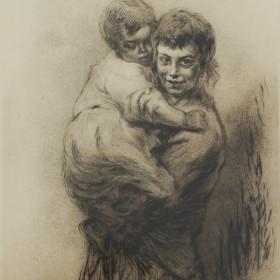 Venise - la sœur aînée, an art piece by Edgar Chahine